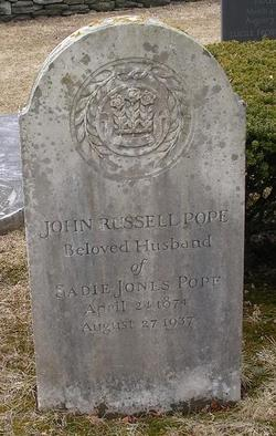 John Russell Pope