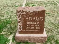Harley Percival Adams