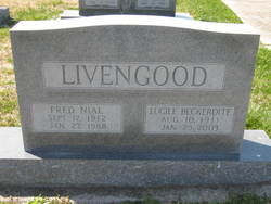 Lucile <i>Beckerdite</i> Livengood