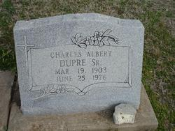 Charles Albert Dupre, Sr