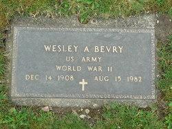 Wesley A. Bevry