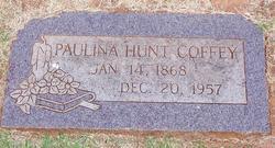 Paulina <i>Hunt</i> Coffey