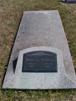 Mary L Harrell