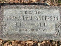 Norma Dell Anderson