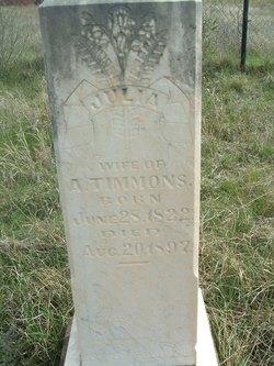 Julia Palentine <i>Moss</i> Timmons