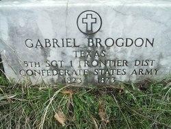 Gabriel Brogdon