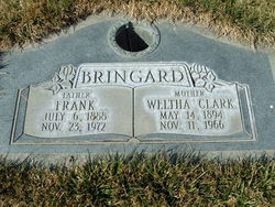 Weltha <i>Clark</i> Bringard