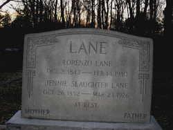 Lorenzo Lane