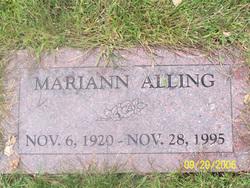 Mariann Alling