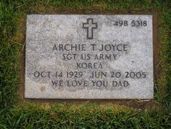 Archie Thomas Joyce