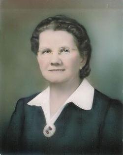 Mary Evaline <i>Taylor</i> Behunin