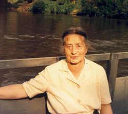 Hildegard Wanda Dorothee Hilli <i>Frantz</i> Orthbandt
