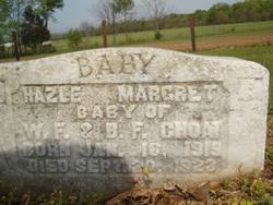 Hazle Margret Choat