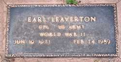 Earl Leaverton