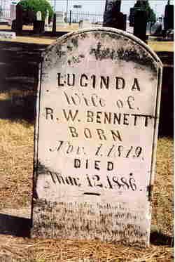 Lucinda Bennett