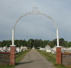 Colonial Cemetery and Mausoleum