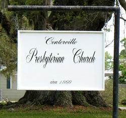Centerville Presbyterian Church Cemetery