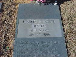 Frances ''Frankie'' <i>Brown</i> Tanner