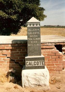 Allen King Calcote