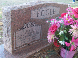 Alvin Fogle