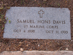 Samuel Hons Davis