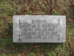 Rev Fr George D Murphy