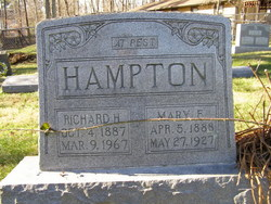 Richard Henry Hampton