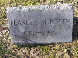 Frances M. Posey