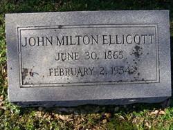 John Milton Ellicott
