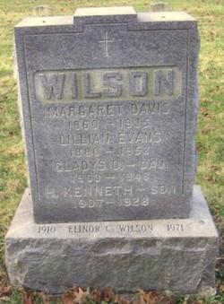 Elinor C Wilson