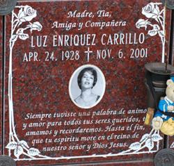 Luz Enriquez Carrillo