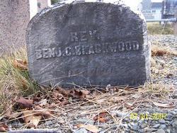 Rev Benjamin C. Blackwood