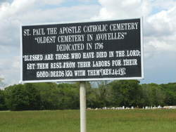 Saint Paul the Apostle Catholic Cemetery