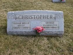 Sarah Bell <i>Kelley</i> Christopher