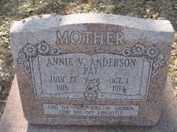 Annie V Anderson