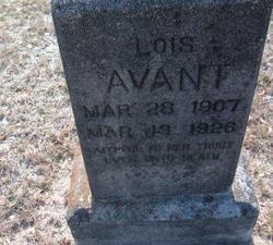 Lois Avant