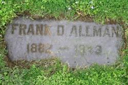 Frank Douglas Allman