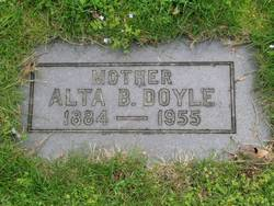 Alta Blanche <i>Allman</i> Doyle