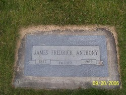 James Frederick Anthony