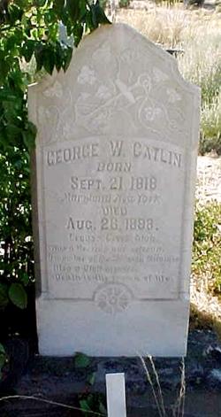 George Washington Catlin, Sr
