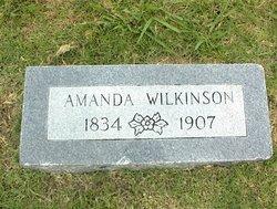 Amanda <i>Hopper</i> Wilkinson