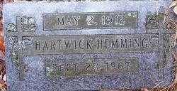 Hartwick Hemming
