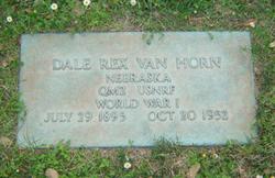 Dale Rex Van Horn
