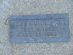 Bess <i>Pickens - Guice</i> Frey