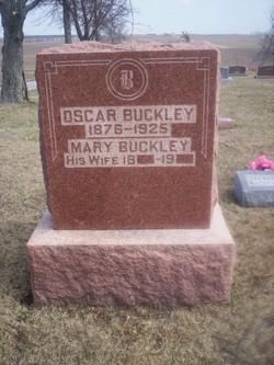 Oscar Buckley
