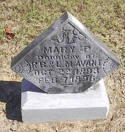 Mary P. Avant