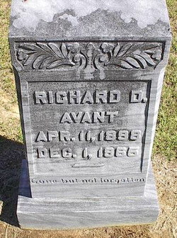 Richard D. Avant