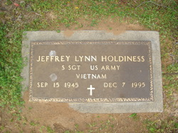 Jeffrey Lynn Holdiness