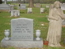 Lisa Ann Holdiness