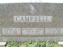 Margaret <i>Hibdon</i> Campbell